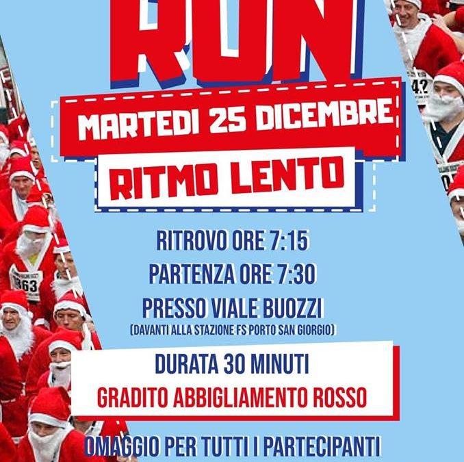 Christmas Run!