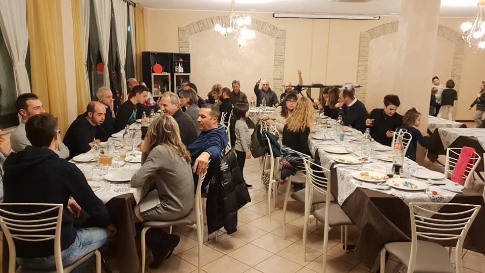 Le foto della nostra prima cena