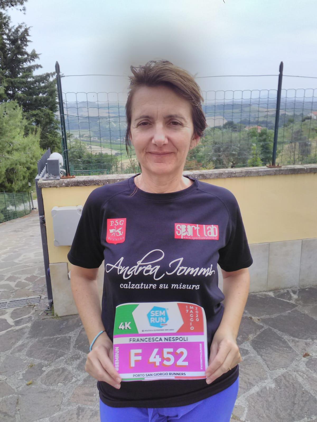Nespoli Francesca